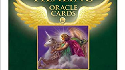 Archangel Raphael Healing Oracle Cards by Doreen Virtue