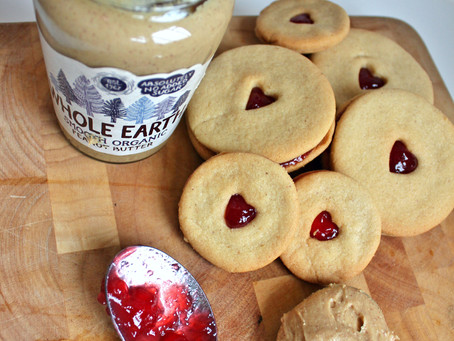 P&J Cookies – A Twist on the classic Jammie Dodger