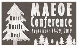 MAEOE Conference September 27 - 29, 2019