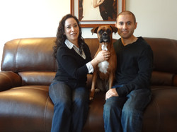 Mila & Family