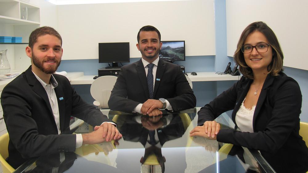 Diretores da Ibmex Consultoria Empresarial.