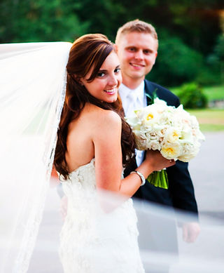 CT Wedding Photographer album design at Saint Clements Castle Portland Connecticut bride and groom