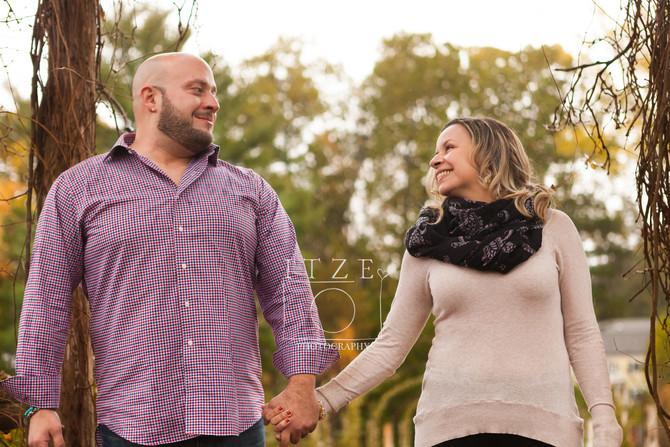 Sal & Caritza: Engagement