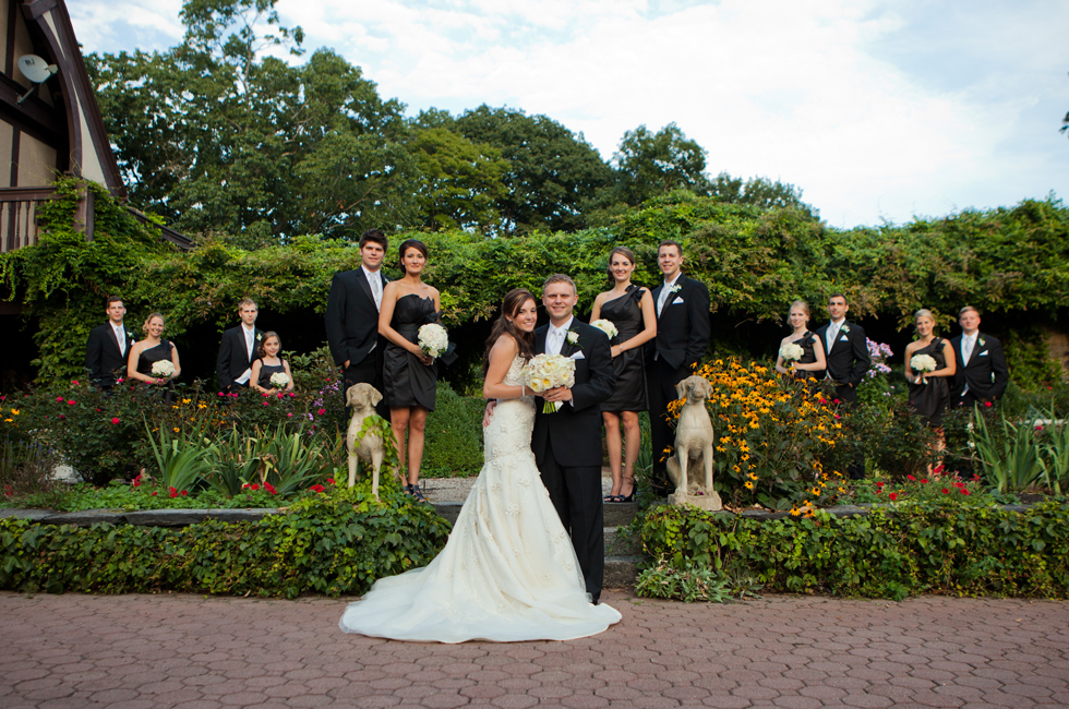 CT Wedding Photographer Album Design Flush Mount Saint Clements Castle Portland Connecticut