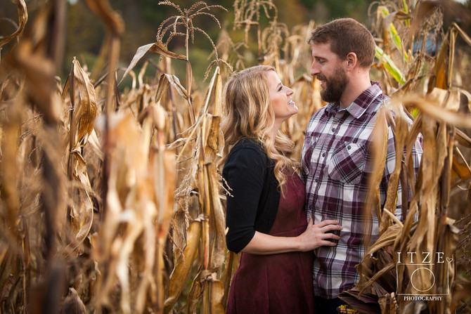 Engaged: Lauren & Jeremiah
