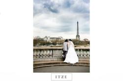 CT wedding photo Paris destination wedding