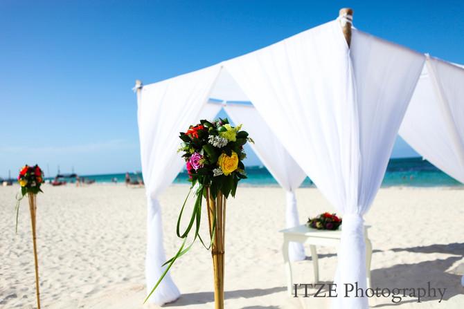 Destination Wedding: Punta Cana, Dominican Republic