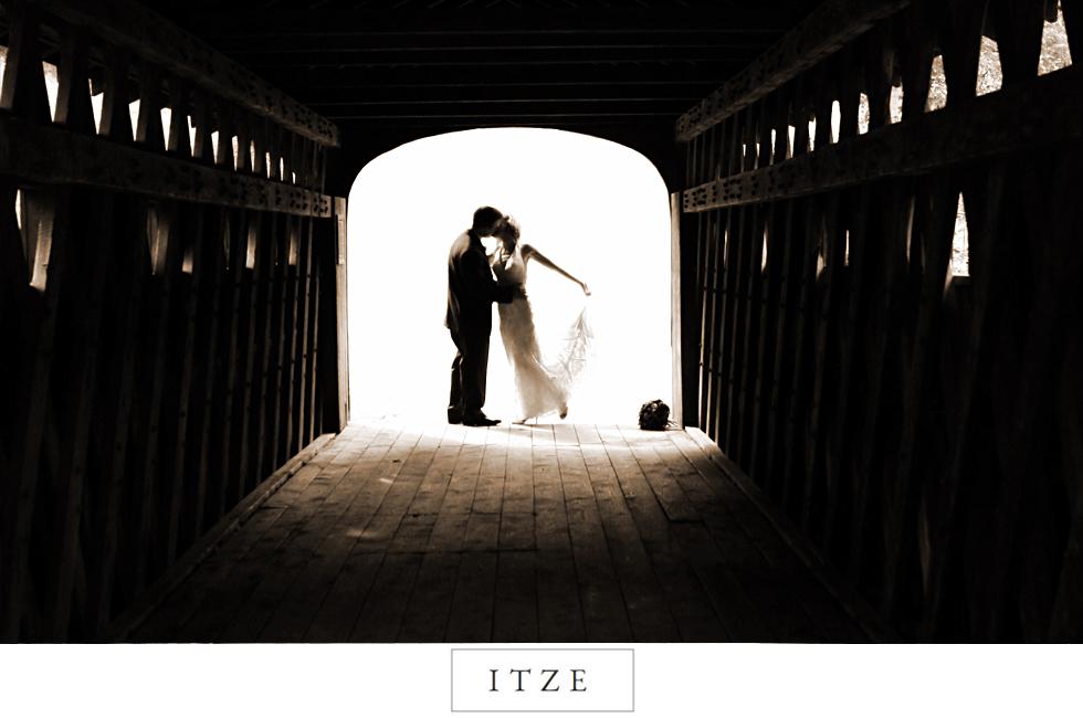 CT wedding photo in barn rustic outdoors
