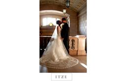 CT wedding photo Hartford City Hall