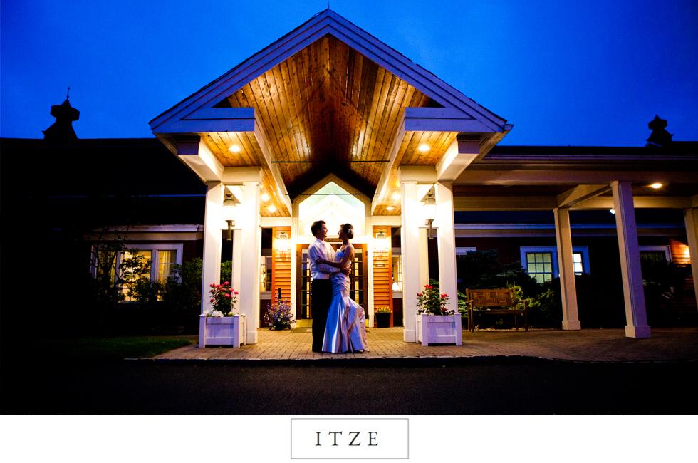 CT wedding photo Country Club