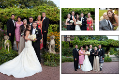 CT Wedding Photographer Album Design Flush Mount Saint Clements Castle Portland Connecticut