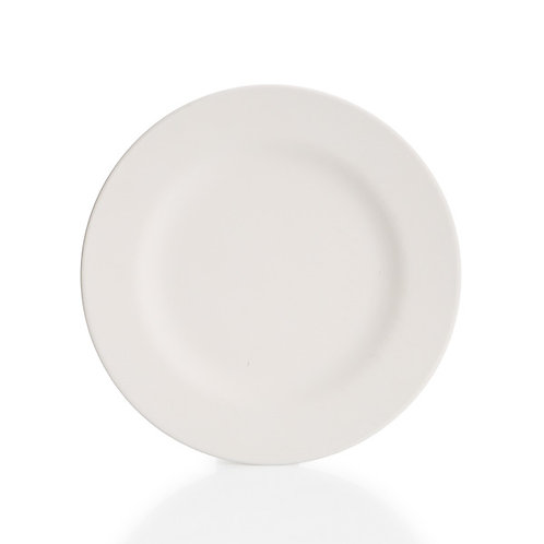 """8"""" Rim Salad Plate"""