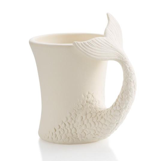 Mermaid Tail Mug