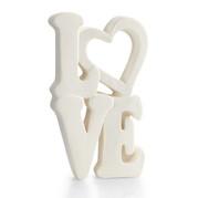 Standing Love Plaque