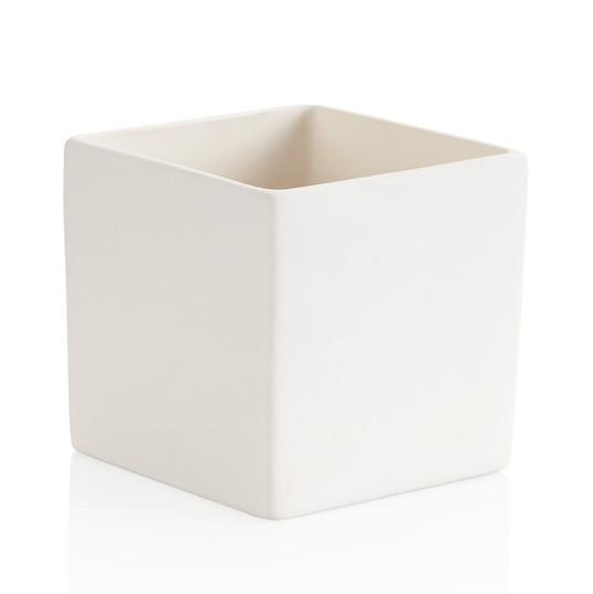 Square Herb Vase