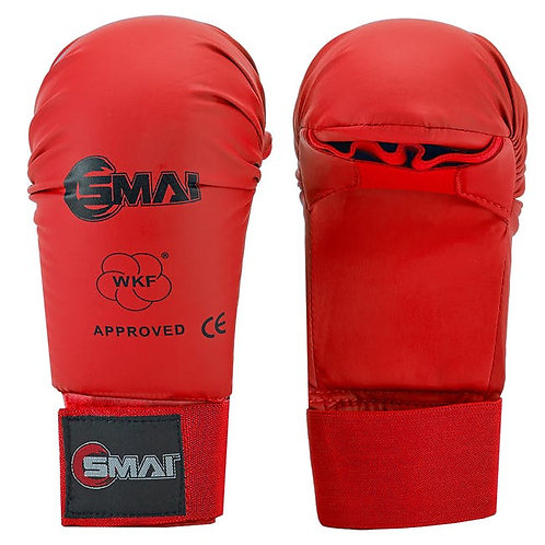 WKF Approved Gloves - Without Thumb
