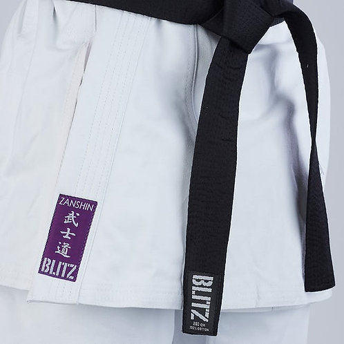 Adult Middleweight Karate Suit (12oz) - with badge