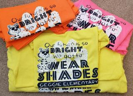 29BR - Youth Neon Tee - Geggie