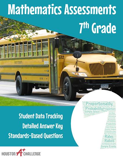 A+ Mathematics Assessments (7th Grade)