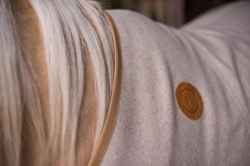 Pferdedecke aus Loden   (reine Schurwolle)   maßgefertigt