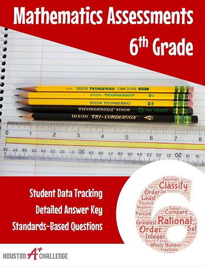 A+ Mathematics Assessments (6th Grade)