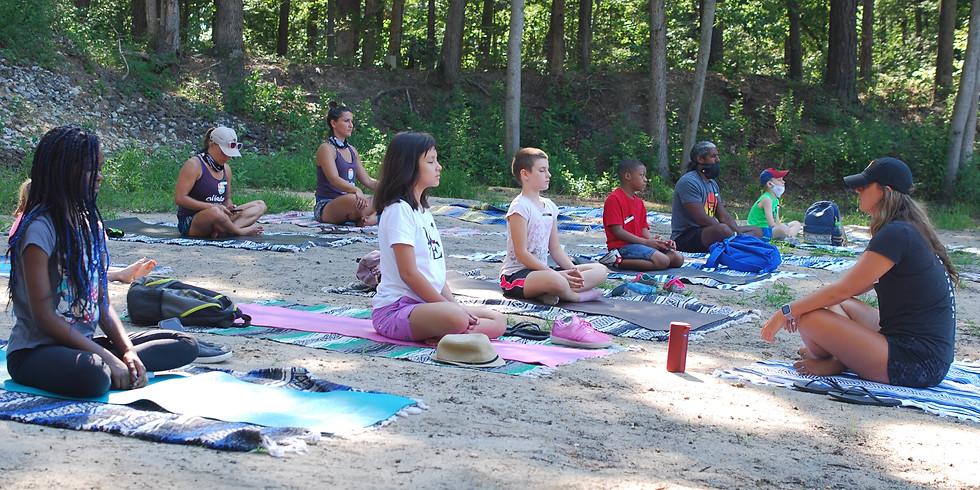 June Mindful Adventure Summer Camp - Postponed for July 6th