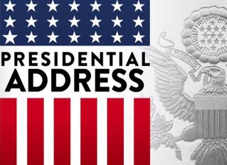 Presidential Address