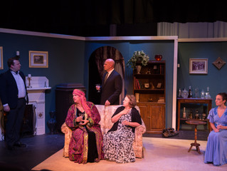 BLITHE SPIRIT: Review