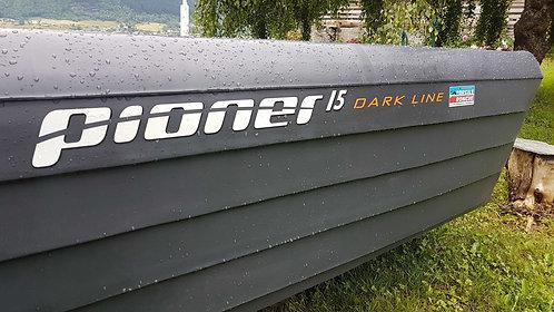 PIONER 15 dark line