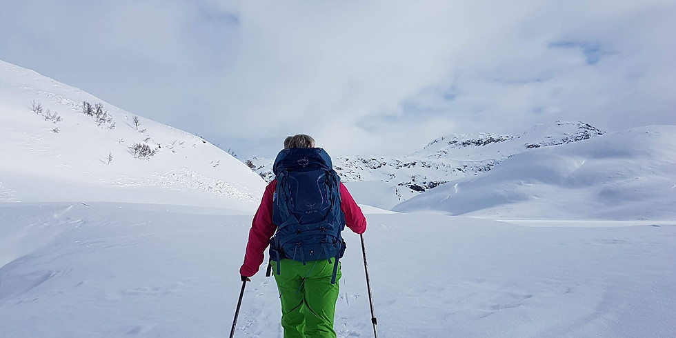 Skitur til Grønahorgi, Bordalen, Voss