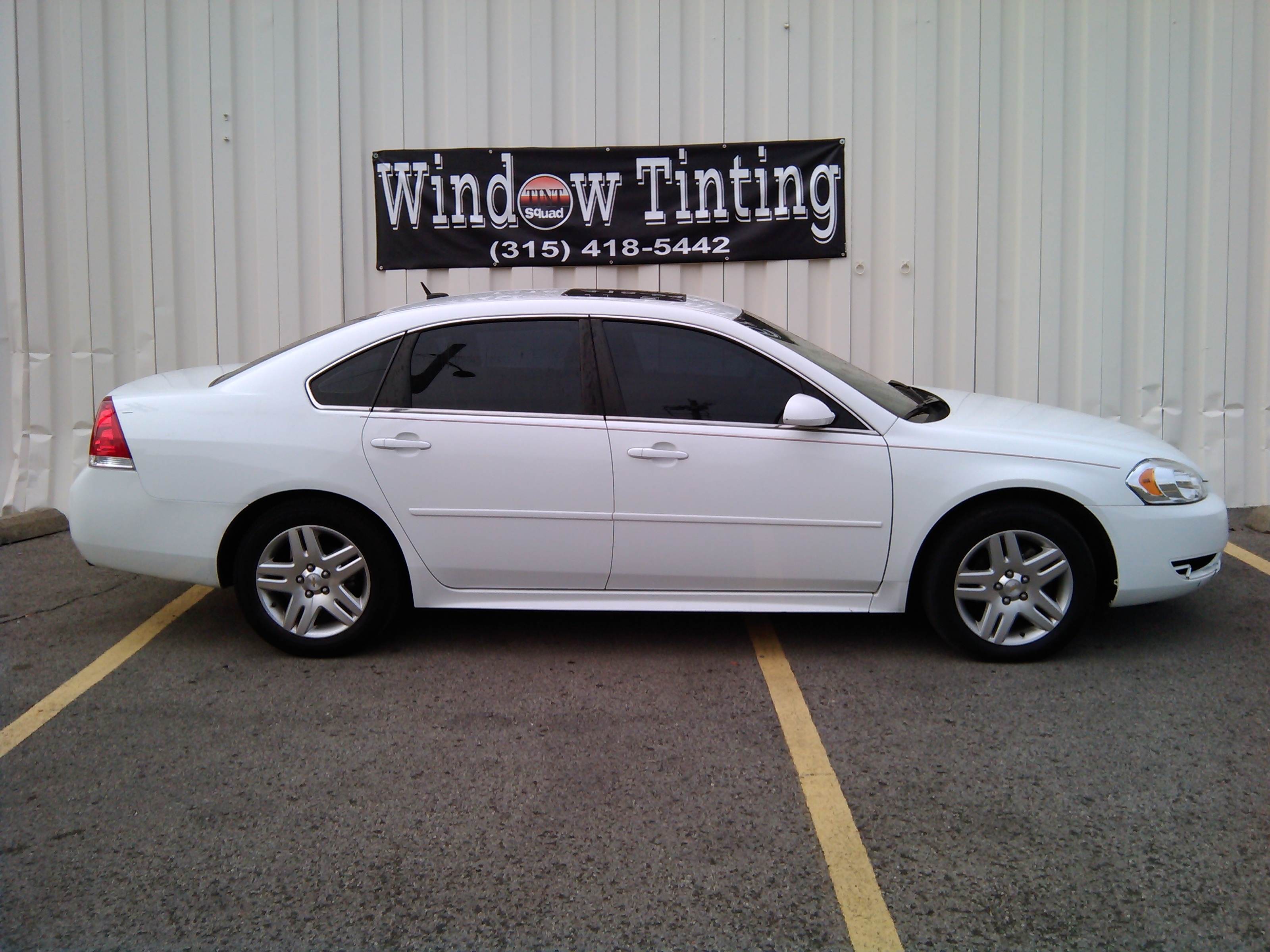 Window Tint By Tint Squad