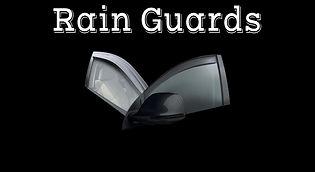 rainguards