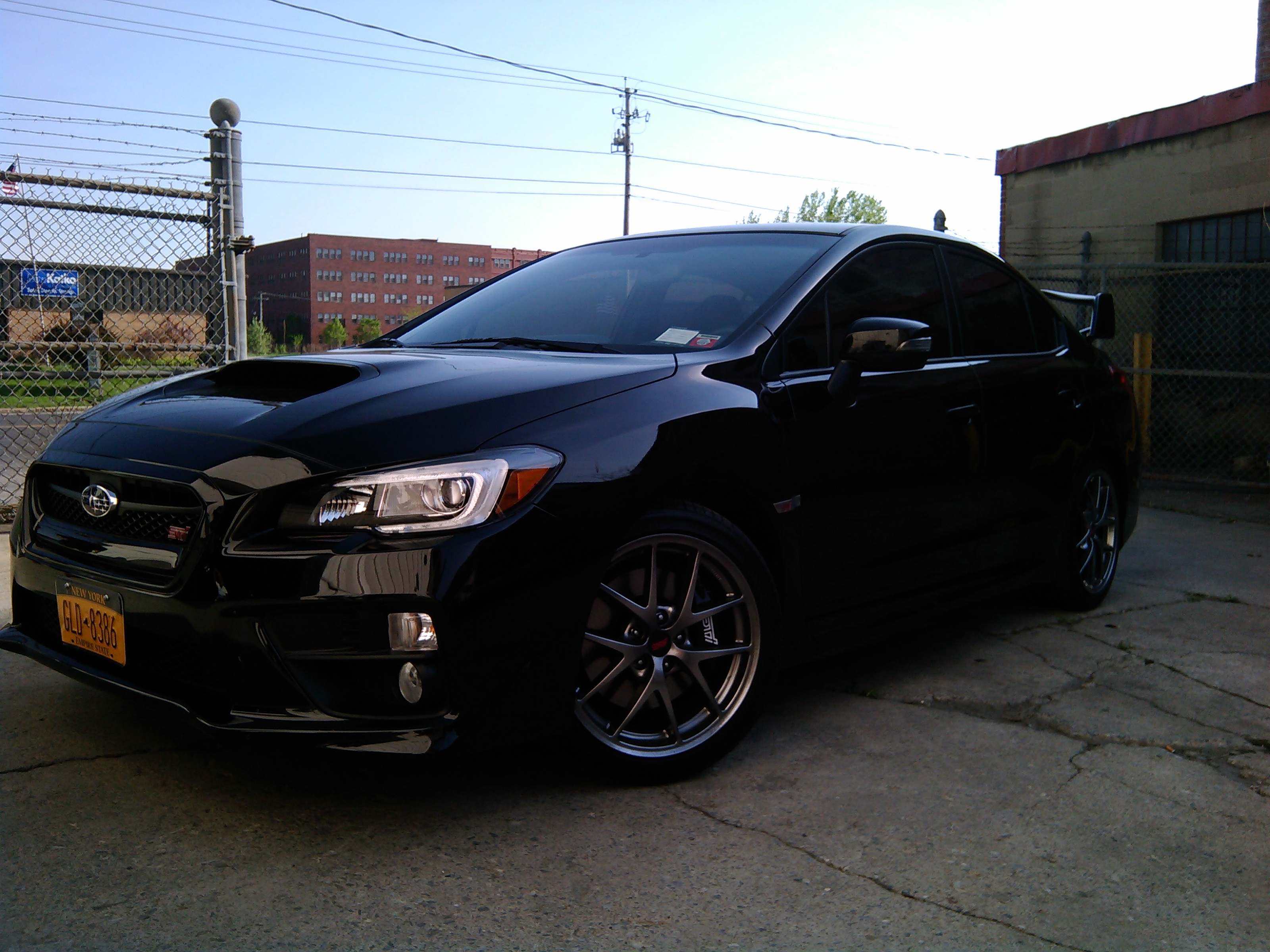 Window Tinting Syracuse Tint Squad