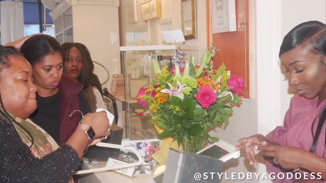 The Business Journey of Styled by a Goddess