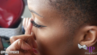 Mink Lashes by Purely Posh'd Part 3