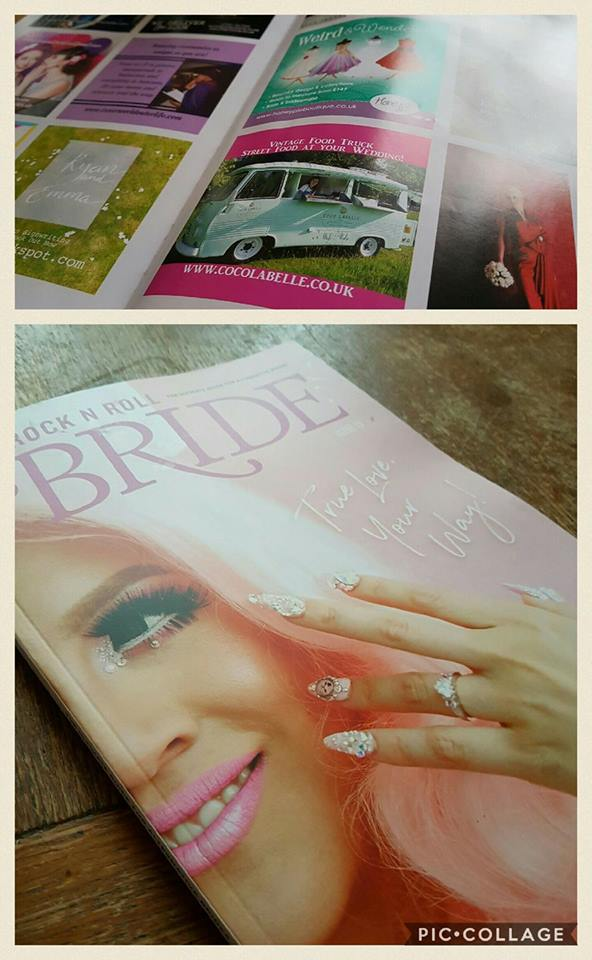 rocknroll bride