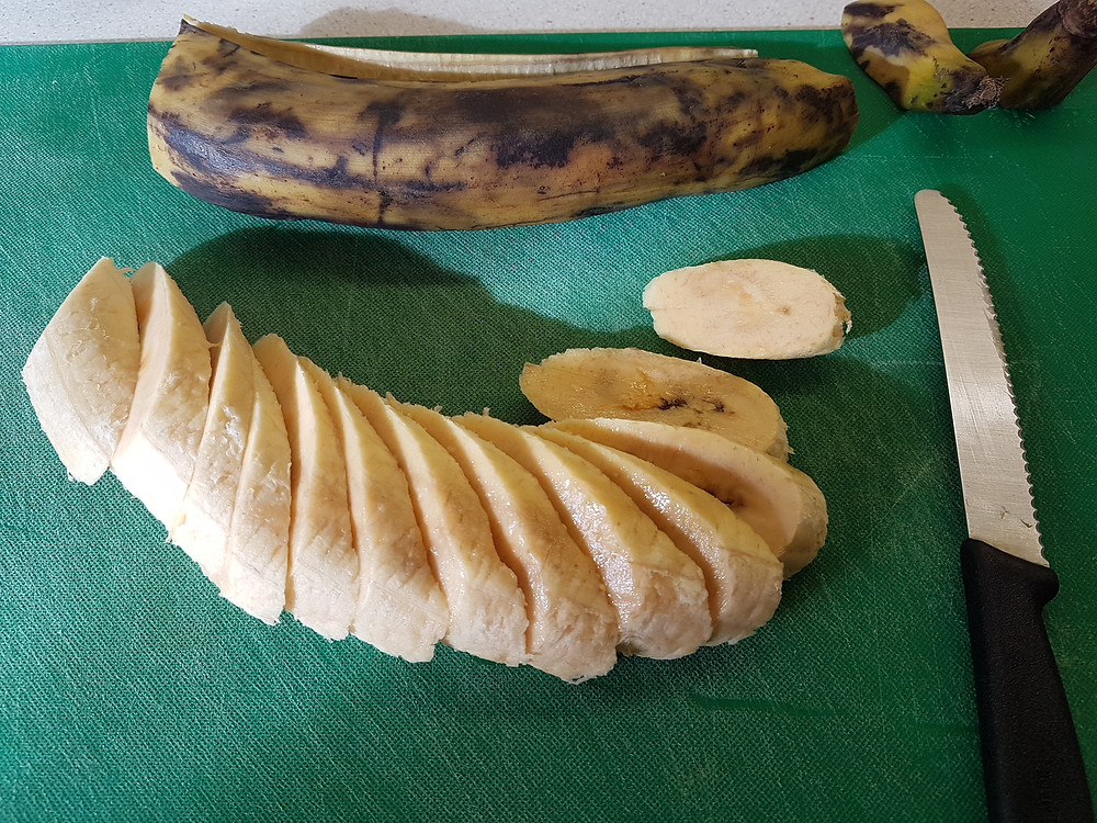 Sliced Plantain