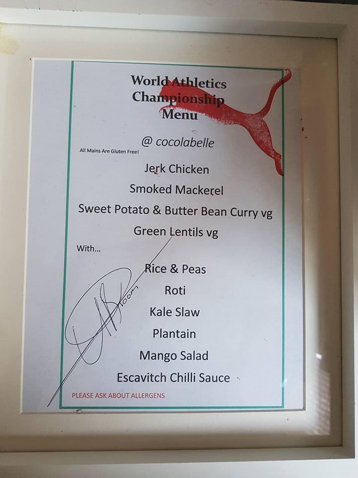 puma menu