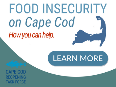 Hunger is rising on Cape Cod. This holiday season, here's how you can help.