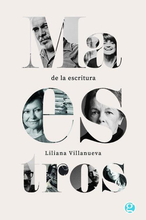 Maestros de la escritura - Liliana Villanueva - Godot