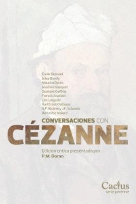 Conversaciones con Cezanne - Cactus