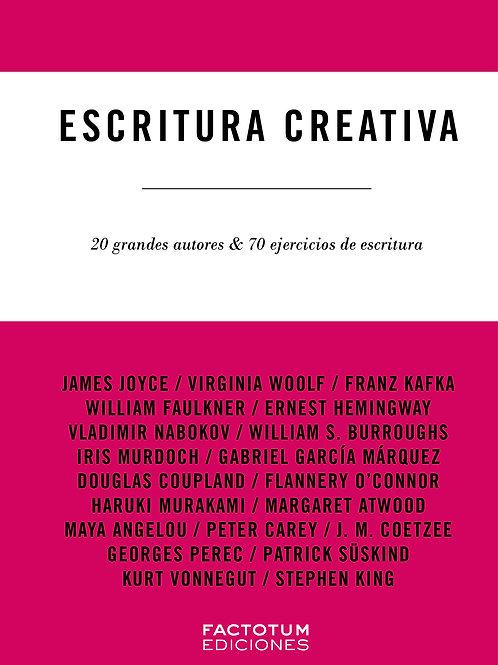 Escritura creativa - VVAA - Factotum