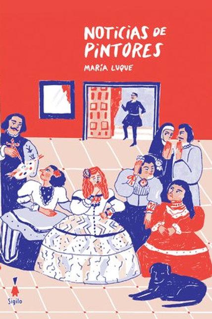 Noticias de pintores - María Luque - Sigilo