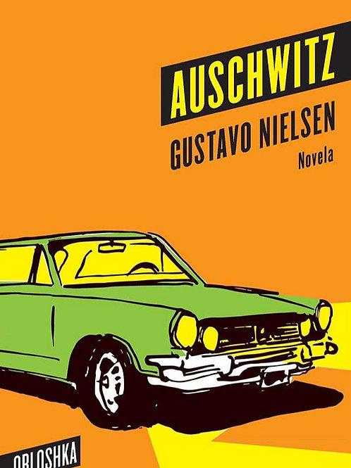 Auschwitz - Gustavo Nielsen - Obloshka