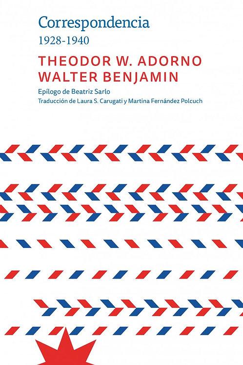 Correspondencia Adorno - Benjamin - Eterna Cadencia