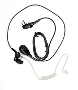 Headsets for radios