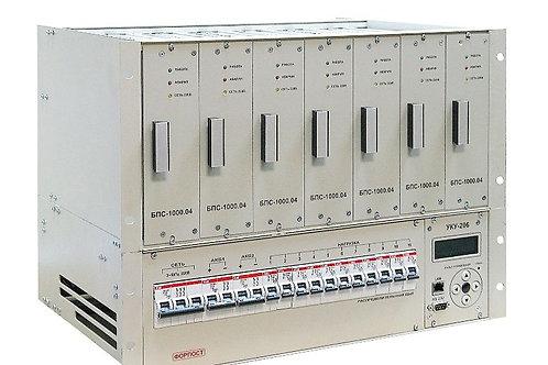 ИБЭП-220(380)/24В-210А-7/7 (1000)-8U-LAN