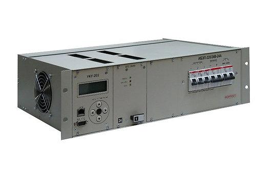 ИБЭП-220/24В-24А-1/2 (360)-3U-LAN