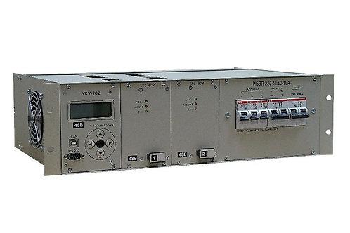 ИБЭП-220/48В-10А-3U CAN