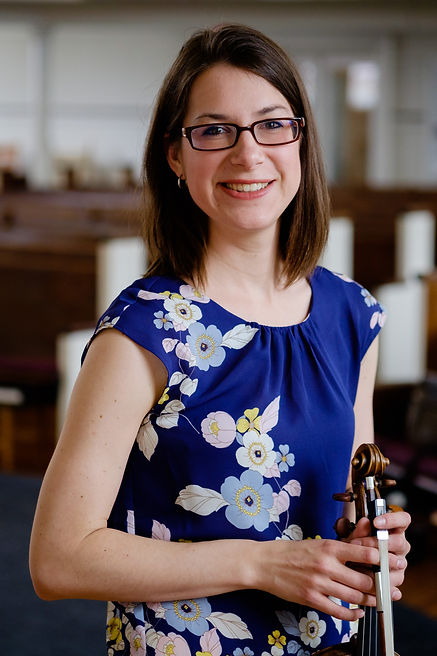 Chloe Groth, Violist and Suzuki Violin Teacher